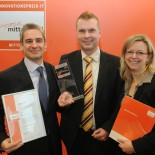 "Gewinner der Kategorie ""IT-Service"" - Matrix24"