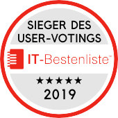 Signet: Sieger des User-Votings 2019