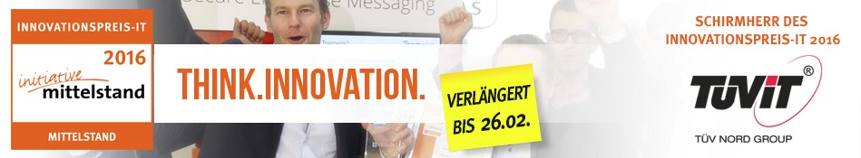 INNOVATIONSPREIS-IT 2016